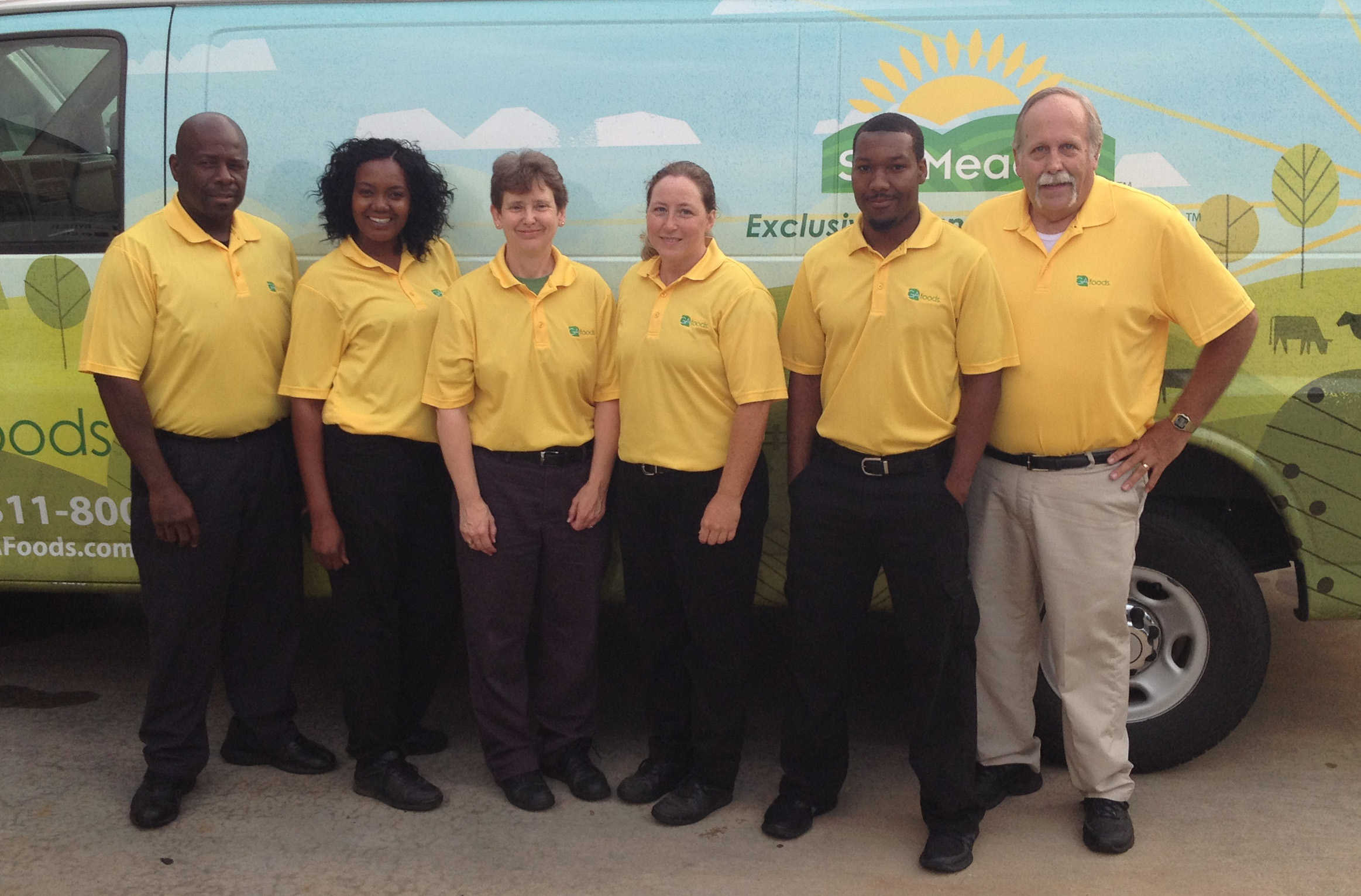 Join the G.A. Foods Team! Your opportunity for success may be right here!