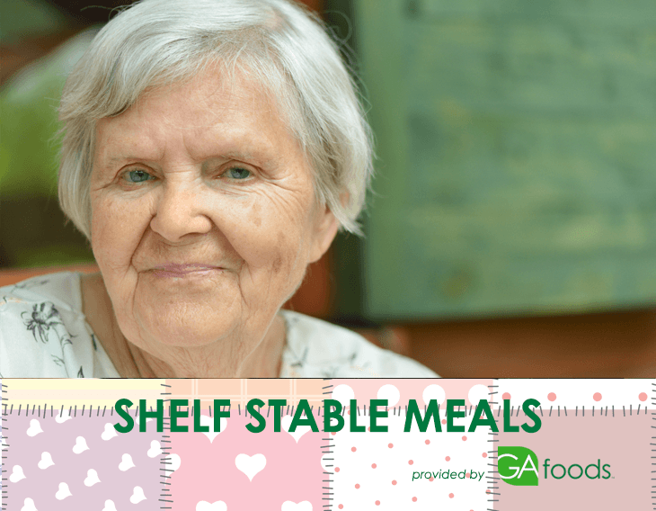 shelf stable meals for seniors