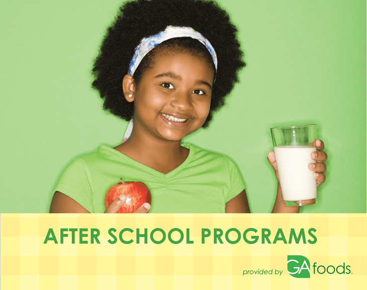 Meals for After-School Programs