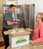 Provider of meal delivery solutions for over 40 years