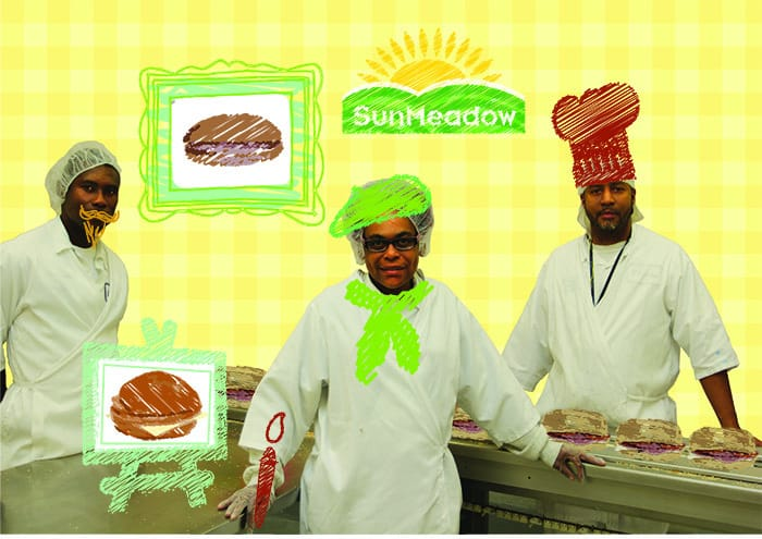 SunMeadow's Sandwich Zone Sandwich Artists