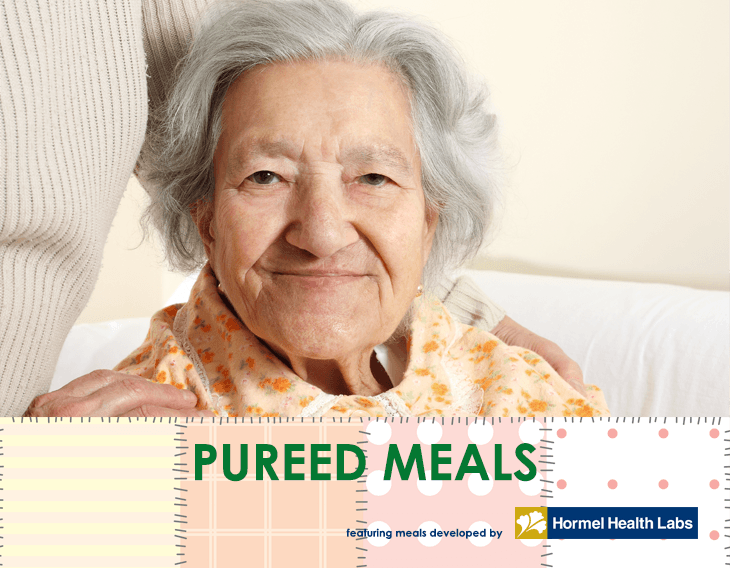 Pureed Meals from Hormel