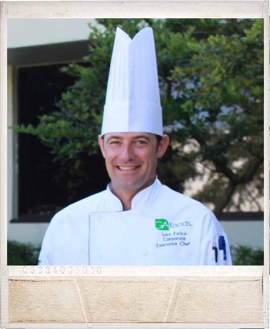 head chef for post-discharge meals