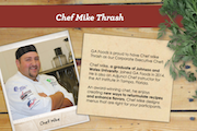 About Chef Mike
